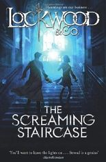 Lockwood & Co: The Screaming Staircase: Book 1 (Lockwood & Co 1) by Jonathan Stroud (2013-08-29)