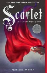 Scarlet (Lunar Chronicles) by Marissa Meyer (2014-02-04)