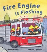 Fire Engine is Flashing (Busy Wheels) by Mandy Archer (2012-07-01)