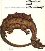 rittertum und ritterschaft by Alexander von Reitzenstein (1984-12-05)