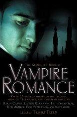 The Mammoth Book of Vampire Romances (Mammoth Books) by Trisha Telep (2008-07-08)