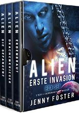 Erste Invasion (Alien): 3 Science Fiction Liebesromane