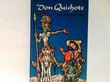 Don Quichote : Leben u. Taten d. scharfsinnigen Ritters Miguel de Cervantes.