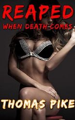 Reaped: When Death Comes (Female-On-Shemale Halloween Horror Transgender Paranormal Erotica)