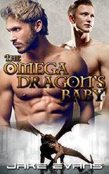 Gay Romance: The Omega Dragon's Baby (MM Dragon Shifter MPREG)
