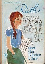 Ruth und der Kinderchor.