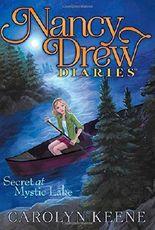 Secret at Mystic Lake (Nancy Drew Diaries) by Carolyn Keene (2014-05-06)