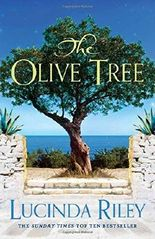 The Olive Tree by Lucinda Riley (2016-07-14)