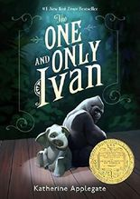 The One and Only Ivan by Katherine Applegate (2015-01-06)