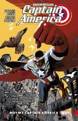 Captain America: Sam Wilson Vol. 1: Not My Captain America by Nick Spencer (2016-05-03)