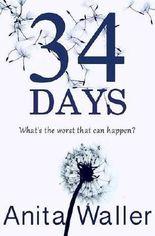 34 Days by Anita Waller (2016-10-03)