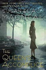 The Queen's Accomplice: A Maggie Hope Mystery by Susan Elia MacNeal (2016-10-04)