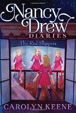 The Red Slippers (Nancy Drew Diaries) by Carolyn Keene (2015-12-15)
