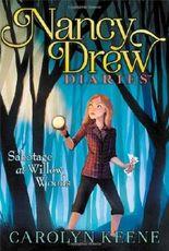 Sabotage at Willow Woods (Nancy Drew Diaries) by Carolyn Keene (2014-01-07)