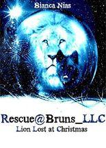 Rescue@Bruns_LLC: Lion lost at Christmas