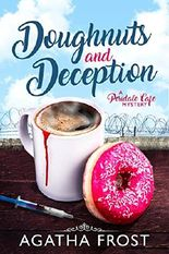 Doughnuts and Deception (Peridale Cafe Cozy Mystery Book 3)