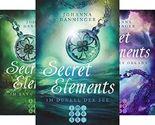 Secret Elements (Reihe in 4 Bänden)