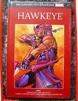 Die Marvel Superhelden Sammlung Ausgabe 9: Hawkeye - Das Ende der alten Rächer!