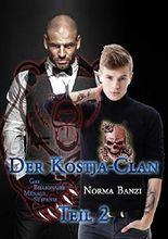 Der Kostja-Clan - Teil 2: Gay Billionaire - Ménage - Suspense
