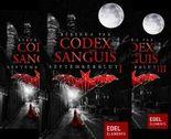 Codex Sanguis Staffel (Reihe in 15 Bänden)