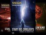 NINRAGON - Verlorene Hierarchien (Reihe in 11 Bänden)