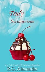 Truly Scrumptious (Ménage and More Book 2)