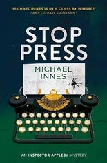 Stop Press (The Inspector Appleby Mysteries Book 4)