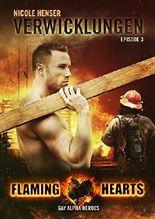 Verwicklungen: Gay Alpha Heroes (Flaming Hearts 3)