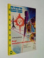 Utopia Sonderband 204 Asyl zwischen den Sternen, Pabel Science Fiction Roman-Heft, ERSTAUSGABE ca. 1961