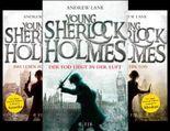Young Sherlock Holmes (Reihe in 8 Bänden)