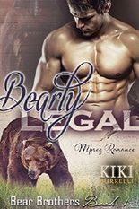Bearly Legal: Bear Brothers Mpreg Romance Book One