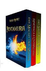 Die Pentamuria Gesamtausgabe (3000 Seiten Fantasy)