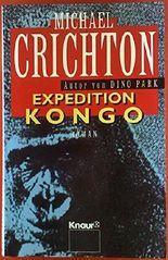 Expedition Kongo. Roman.