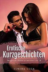 Erotische Kurzgeschichten: Sexgeschichten unzensiert ab 18