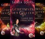 Geheimnis der Götter-Reihe (Reihe in 4 Bänden)