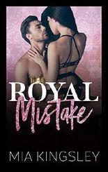 Royal Mistake (Royal Daddies 4)