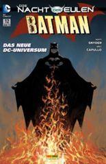 """Batman #12 - """"Die Nacht der Eulen"""" (2013, Panini) ***New 52***"""