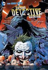 Batman: Detective Comics Vol. 1: Faces of Death (The New 52) (Batman Detective Comics)
