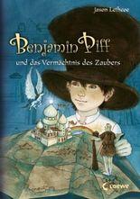 Benjamin Piff und das Vermächtnis des Zaubers