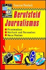 Berufsfeld Journalismus