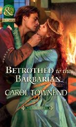 Betrothed to the Barbarian (Mills & Boon Historical) (Palace Brides - Book 3)
