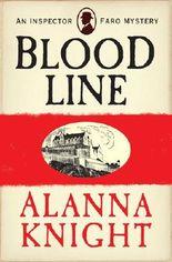 Blood Line (An Inspector Faro Mystery No.2)