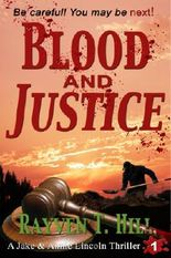 Blood and Justice (A Private Investigator Series of Crime Thrillers)