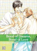 Bond of Dreams, Bond of Love 3 - Yaoi Manga by Yaya Sakuragi ( 2013 )