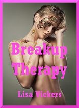 Breakup Therapy: A Lesbian Group Sex Erotica Story