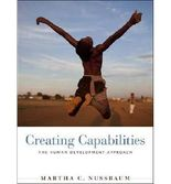 By Nussbaum, Martha C [ [ Creating Capabilities: The Human Development Approach ] ] May-2013[ Paperback ]