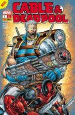 Cable & Deadpool #1 - Wenn Blicke töten könnten (2013, Panini)