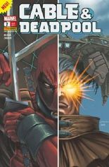 Cable & Deadpool #2 - Brandopfer (2013, Panini)