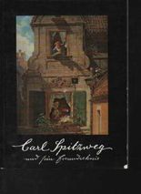 Carl Spitzweg und sein Freundeskreis, Ausstellungtskatalog Haus der Kunst 1968, 96 Textseiten + 125 Bilder auf Tafeln + Werbung