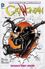 """Catwoman #3 - Schach dem Joker (2013, Panini) """"New 52"""""""